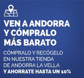 Compra más barato en Andorra