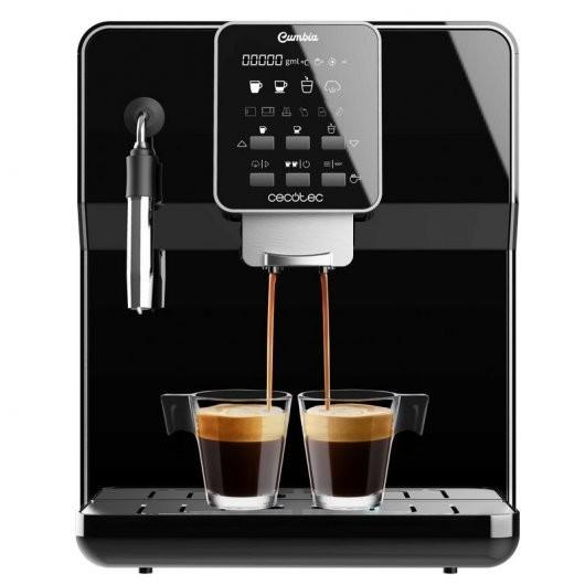 Cafetera Express Powermatic-Ccino 6000 Nera 19 Bar