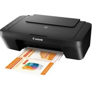 Impresora Canon Multifuncio Color Mg2550s Pixma
