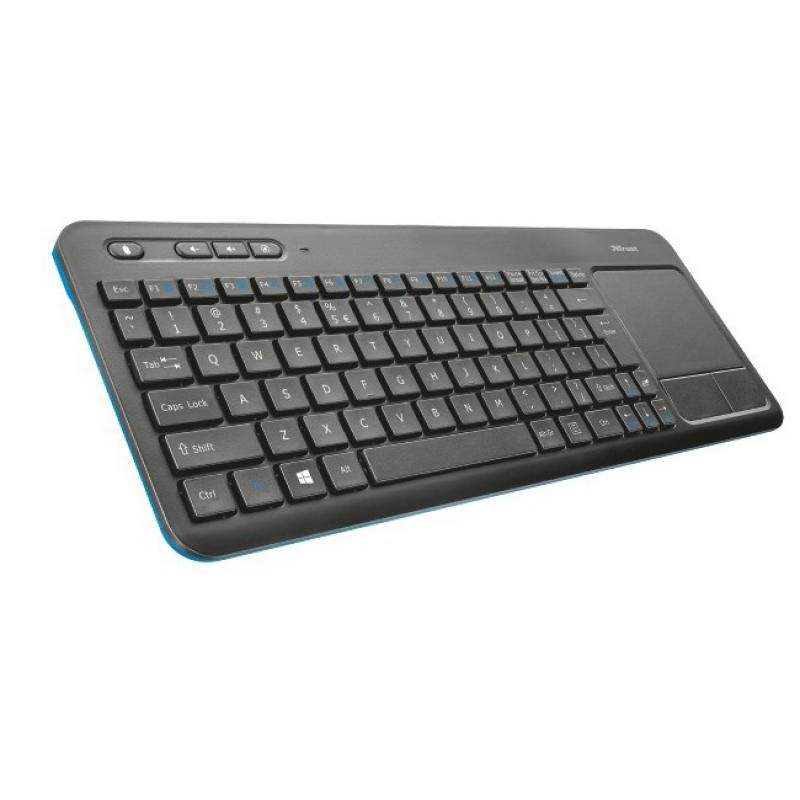 Teclado Inalambrico Infiniton Kb-15 Smart Tv Negro