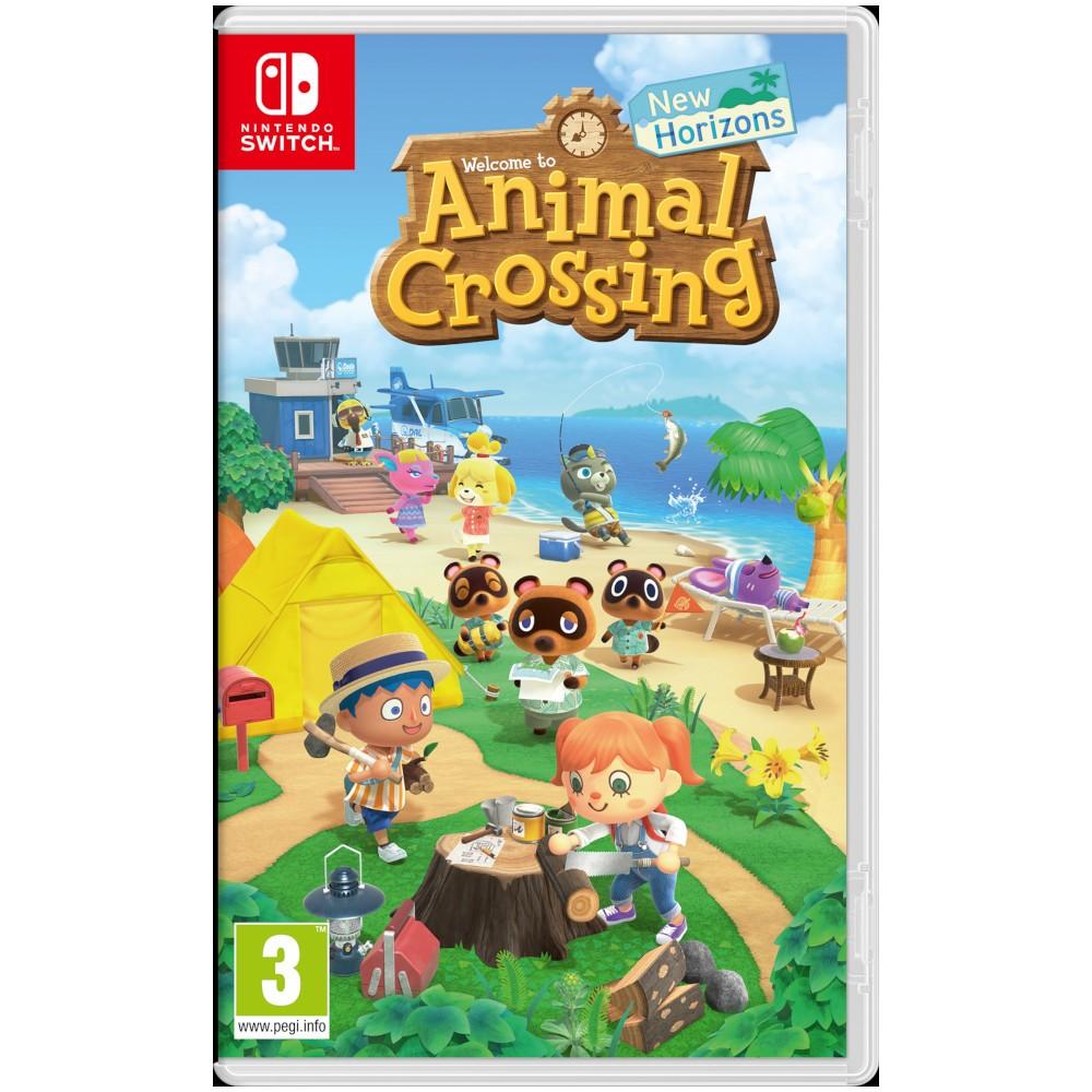 Juego Nintendo Switch Animal Crossing: New Horizons