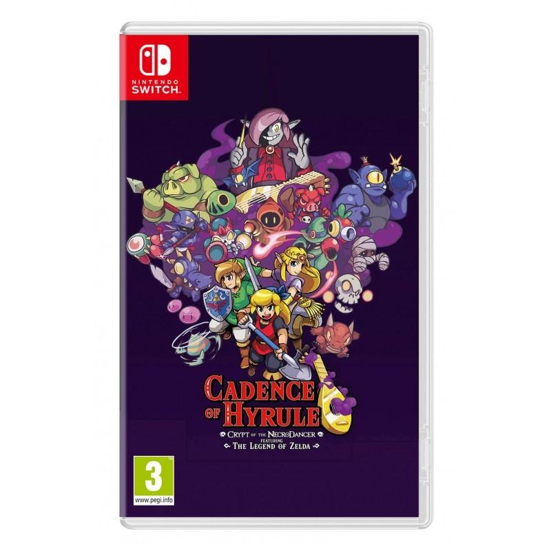 Juego Nintendo Switch Cadence Of Hyrule