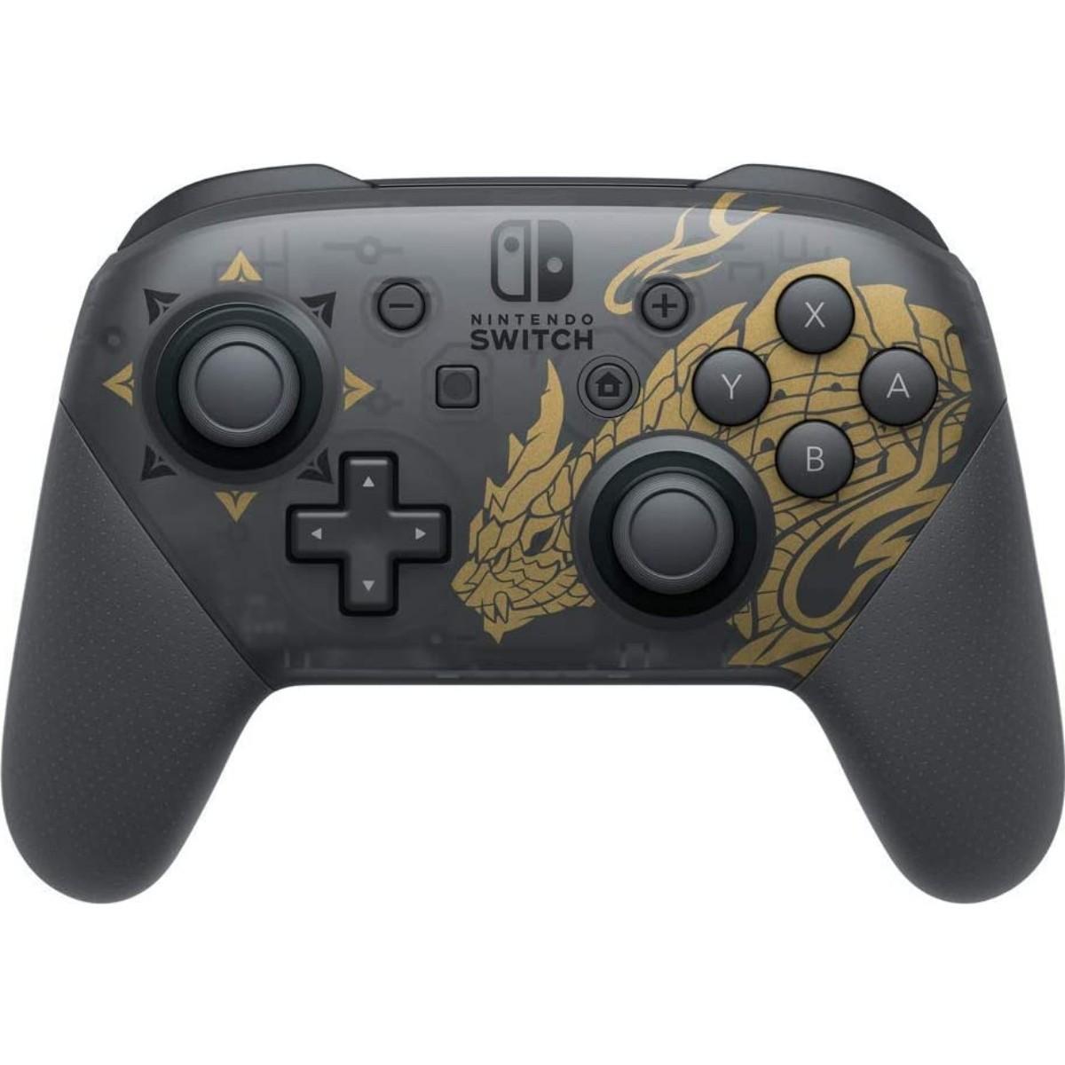 Mando Nintendo Switch Monster Hunter Rise