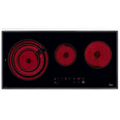 Placa Vitro Teka Tr831hz 3 Fuegos 80cm Biselada