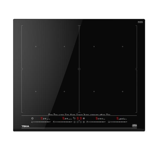 Placa Induccion Teka Izf68710mst 4f+ 2zflex + Fullflex 60cm Bis Frontal