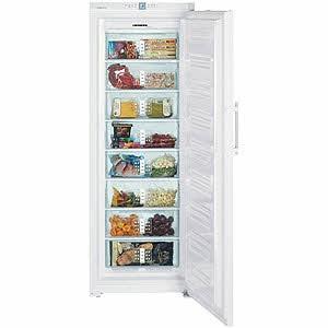 Congelador V Liebherr Gnp 4166-20 001 194cm Nf A++