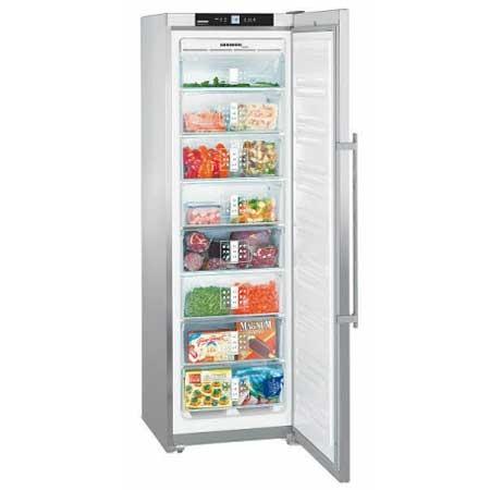 Congelador V Liebherr Sgn3010-23 186cm Nf Bla A++