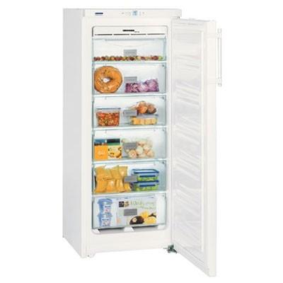 Congelador Liebherr Gnp2313-21 145cm Nf Blanco A++