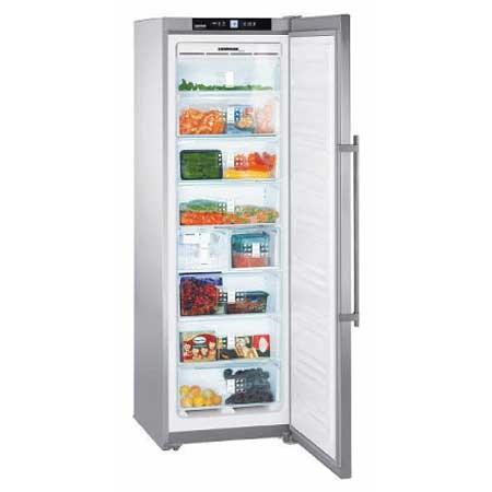 Congelador V Liebherr Sgnes3011-24 186 Nf Inox A+