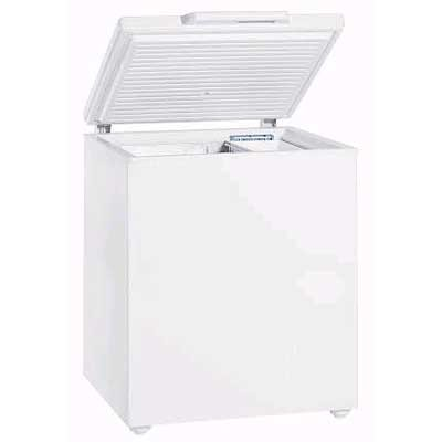 Congelador H Liebherr Gt 2132-20 91.9cm Blanco A++