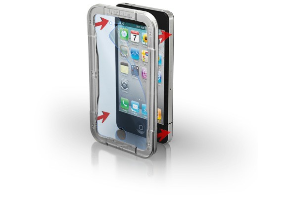 Protector Pantalla Cellular Line Speasyiphone4s