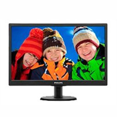 Monitor Led 18.5 Philips 193v5lsb2 16:9 /700:1 -