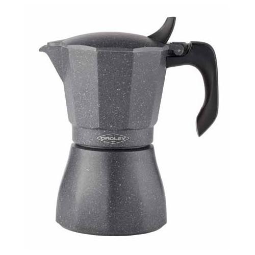 Cafetera Fuego Oroley Petra 6t Aluminio Induccion