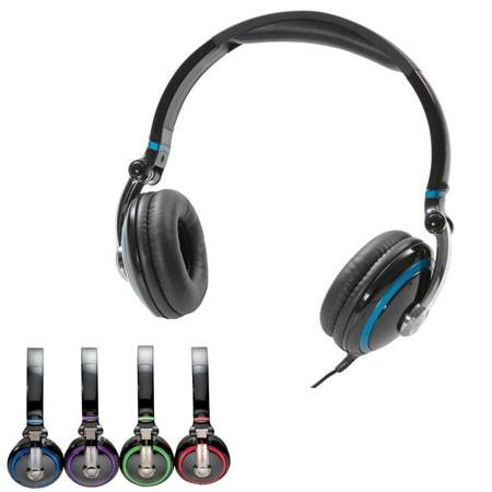 Auriculares Diadema Vivanco Aircoustic Hi-Fi Azul