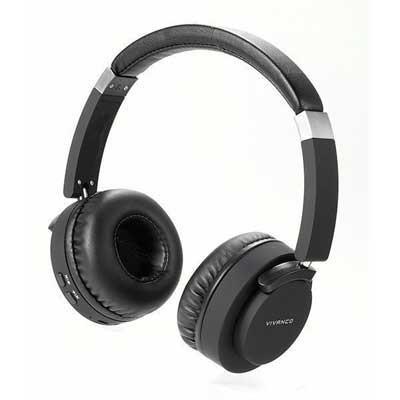 Auricular Diadema Vivanco  Bluetooth 98db2en1 Neg