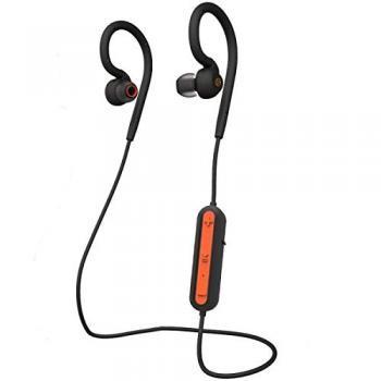 Auriculares Deporte Vivanco Sport Air Outdoor Bluetooth Negro Rojo
