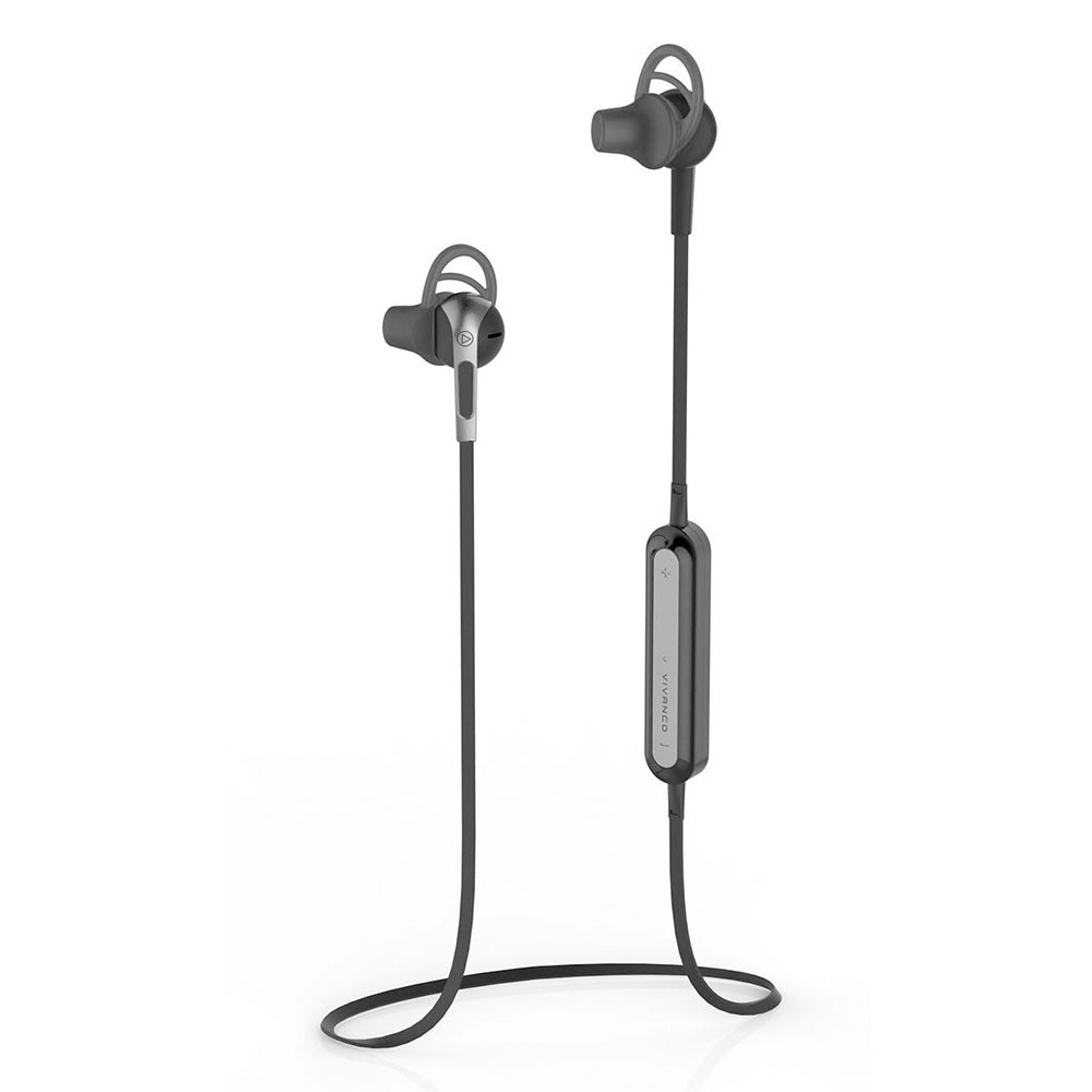 Auriculares Deporte Vivanco Sport Air Fitness Bluetooth Negro
