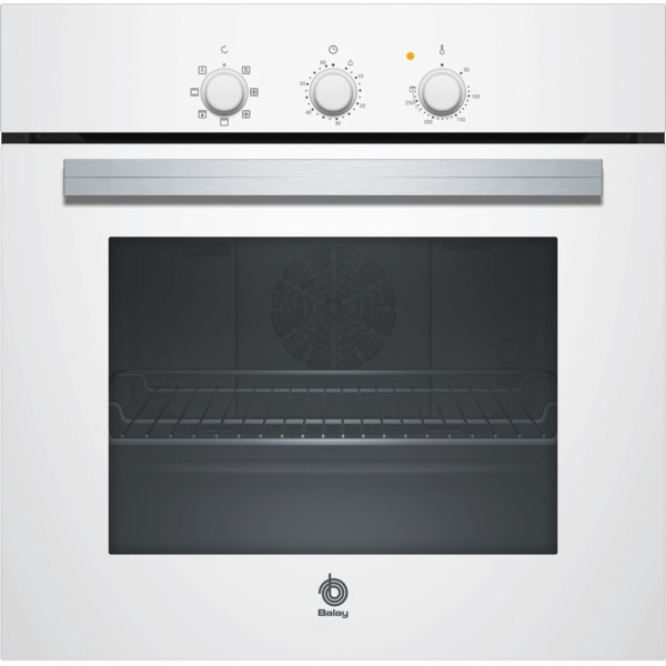 Horno Balay 3hb2010b0 Independiente Multifuncion Blanco