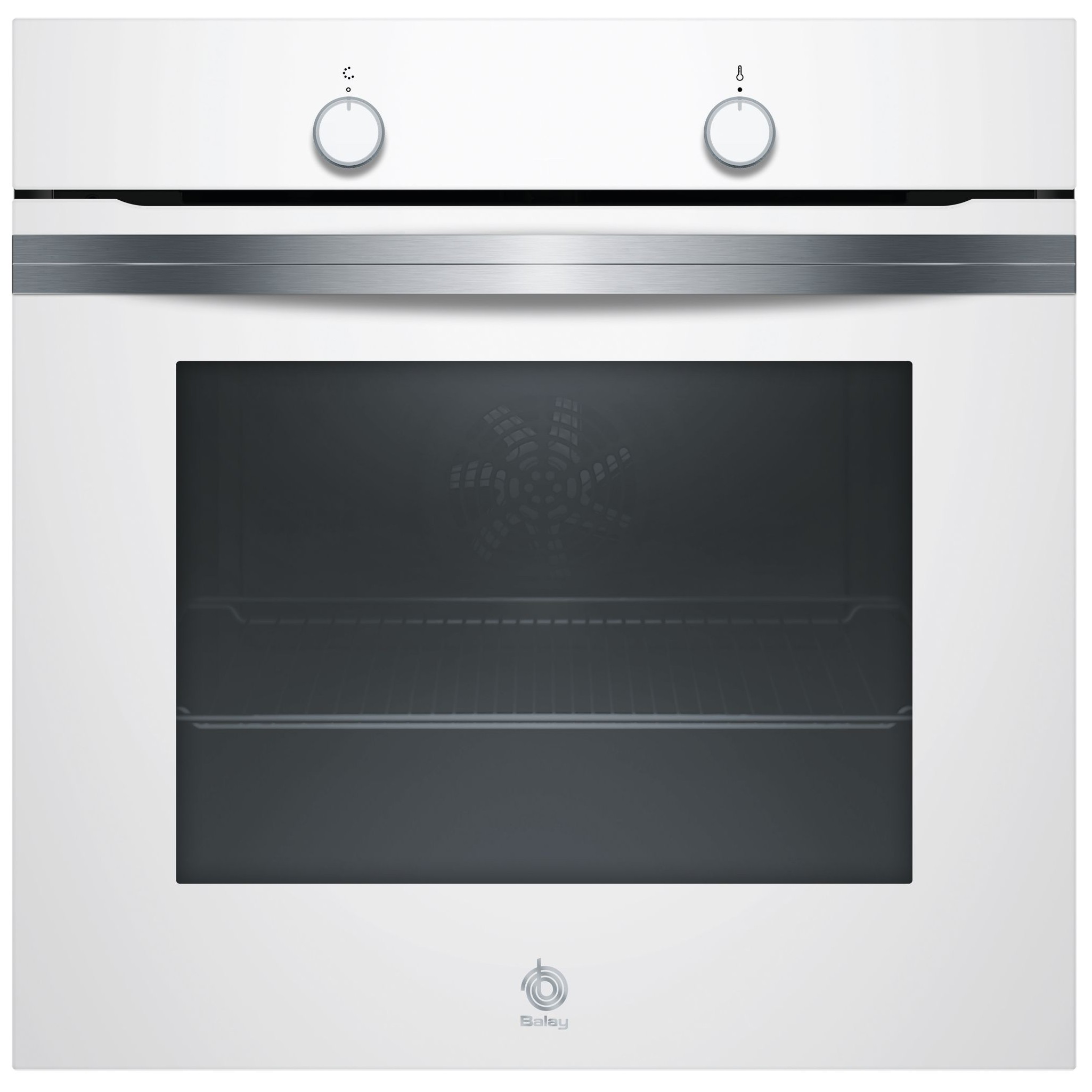 Horno Balay 3hb5000b1 Independiente Multifuncion Cristal Blanco