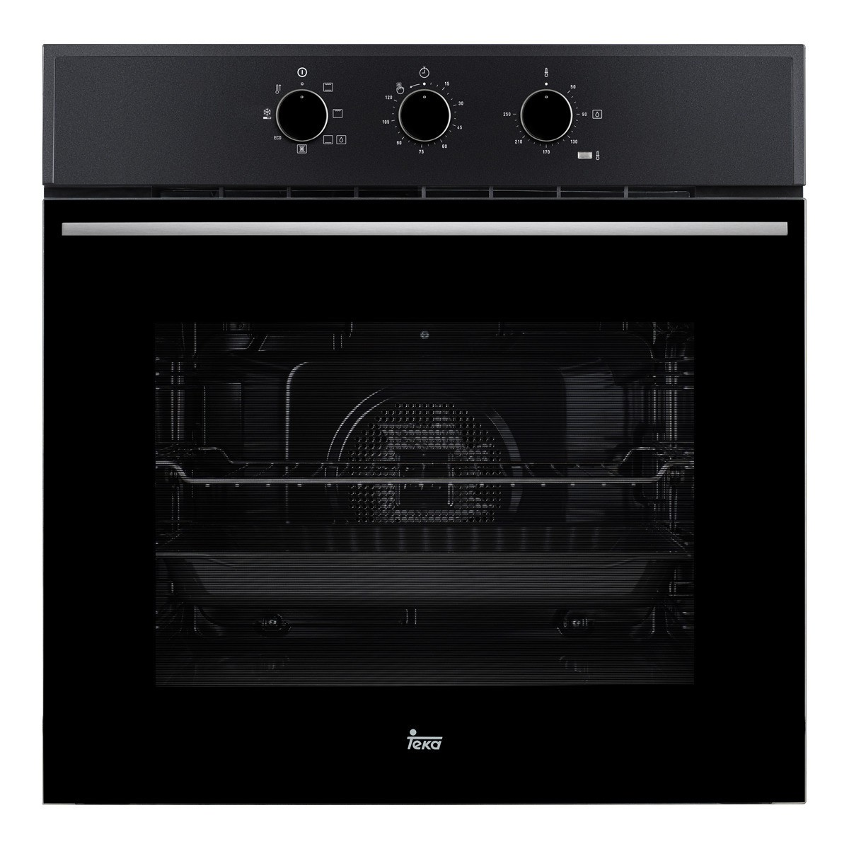 Horno Teka Hsb610 Indep Multifuncion Negro