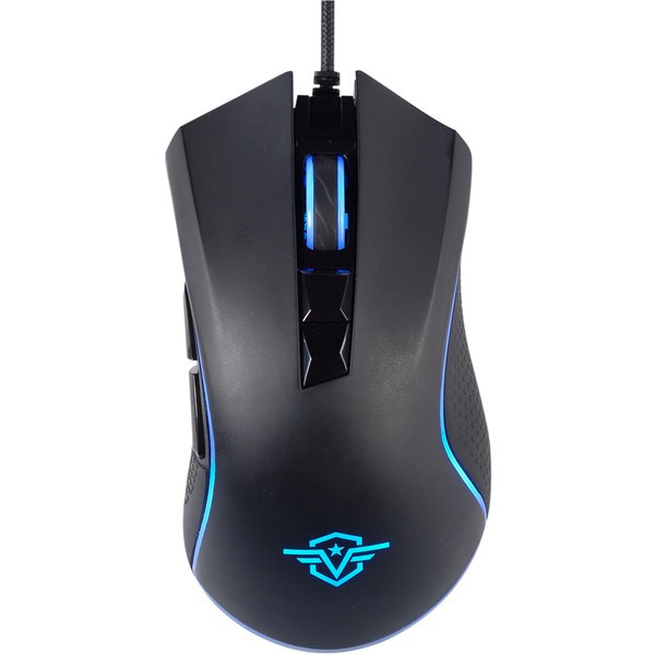 Raton Gaming Vivanco It-Ms G3 9200 Dpi 8 Botones Luz Ajustable