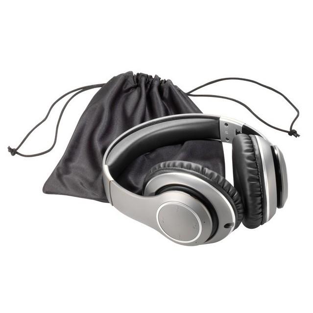 Auriculares Diadema Vivanco Highq Sin Bluetooth Premiun  2x1 Negro