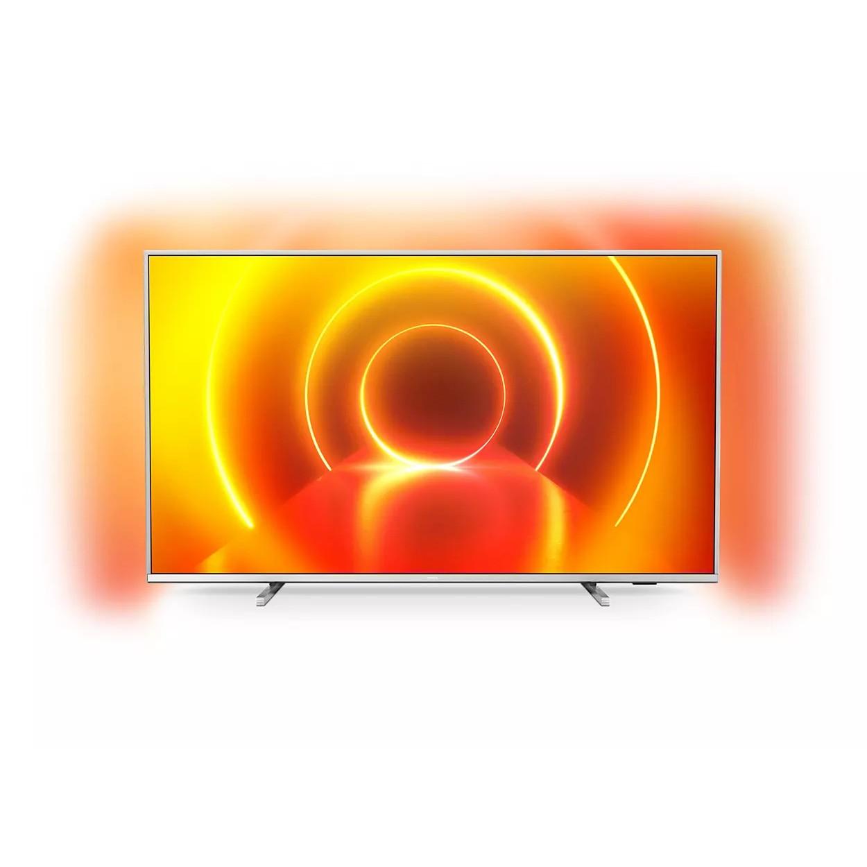 Tv 65 Philips 65pus7855 4k Uhd Smart Tv Ambilight 3 Alexa