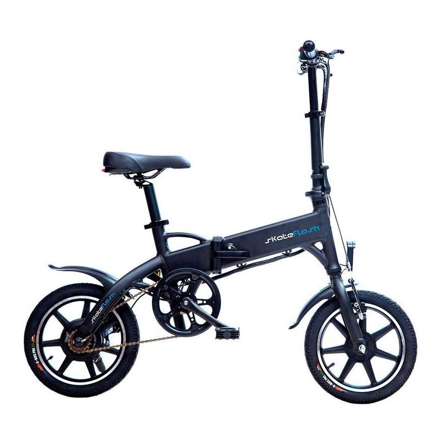 Bicicleta Electrica Skateflash Sk Folding Ebike Compact