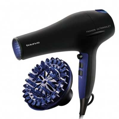 Secador Taurus Fashion Ultraviolet 2000w