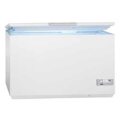 Congelador H Aeg Ahb54011lw 136cm Blanco A+