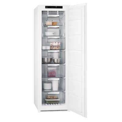 Congelador V Aeg Abe81816ns 177x54cm A+ Integrable