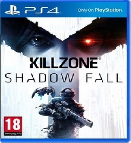 Juego Ps4 Killzone Shadow Fall Spa