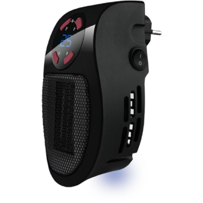Calefactor Vertical Taurus Tropicano Plug Heater Ceramico 500w
