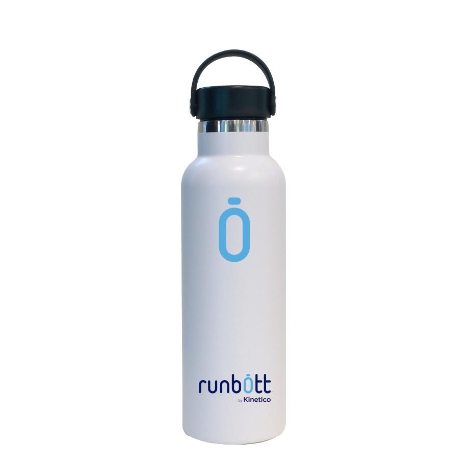 Botella Termo Runbott Sport 600ml Blanca