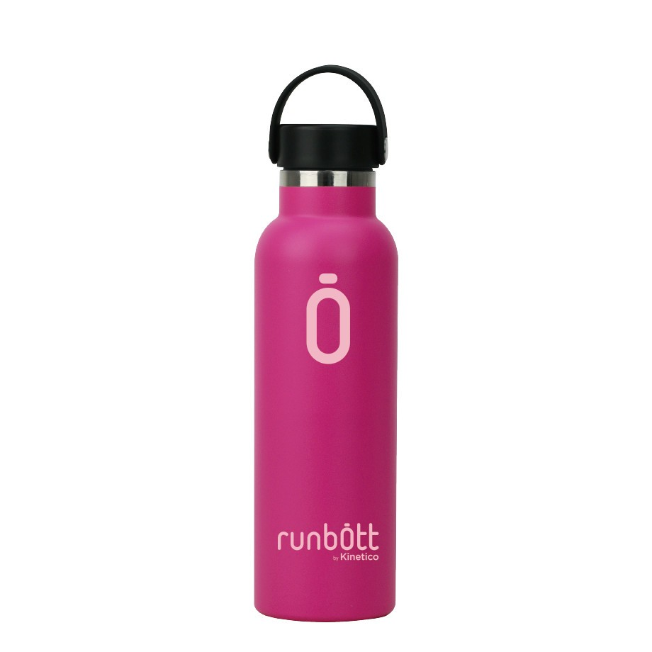Botella Termo Runbott Sport 600ml Fucsia