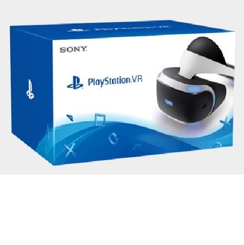 Gafas Virtual Reality Ps4 Sony Head Set Sr