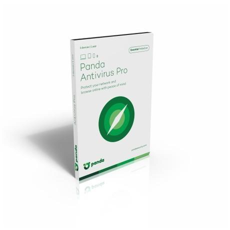 Antivirus Panda Pro