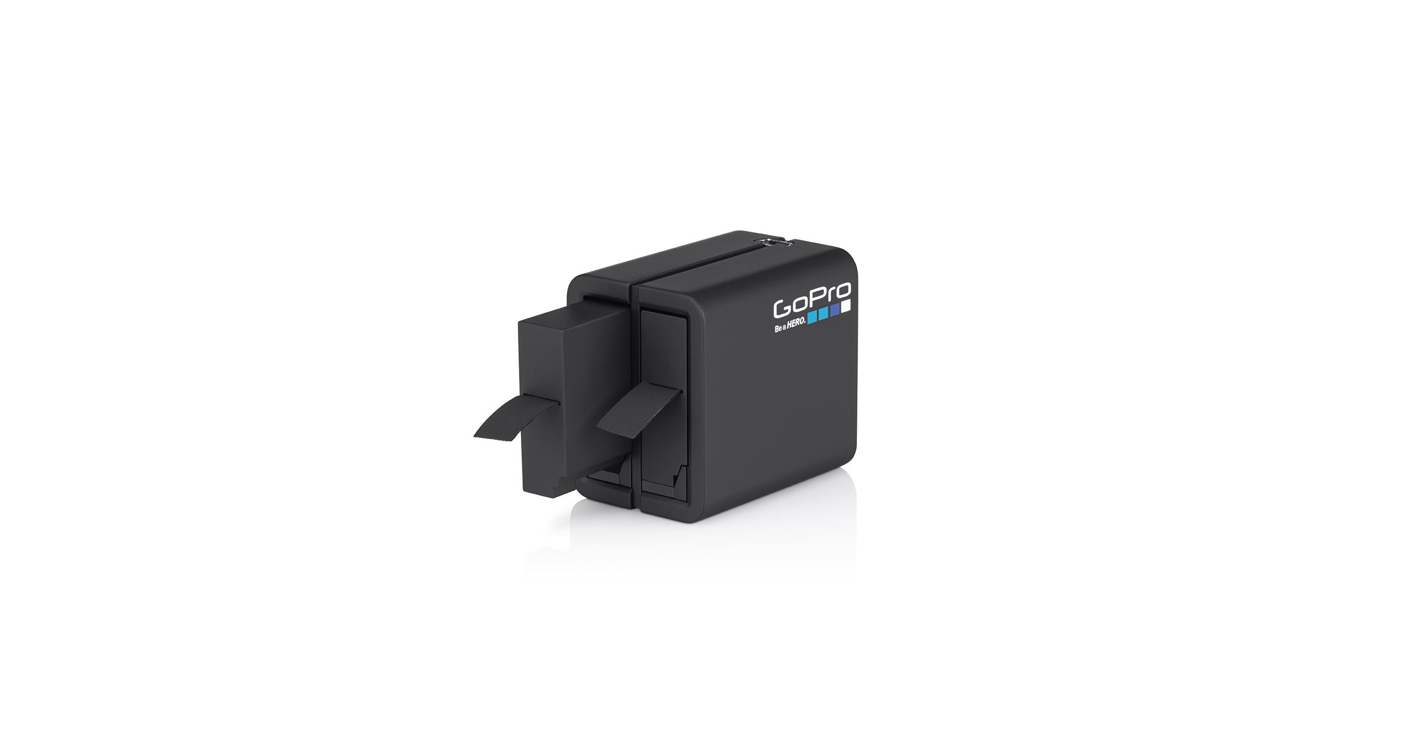 Accesorio Gopro Aadbd-001-Es Cargador Doble Para