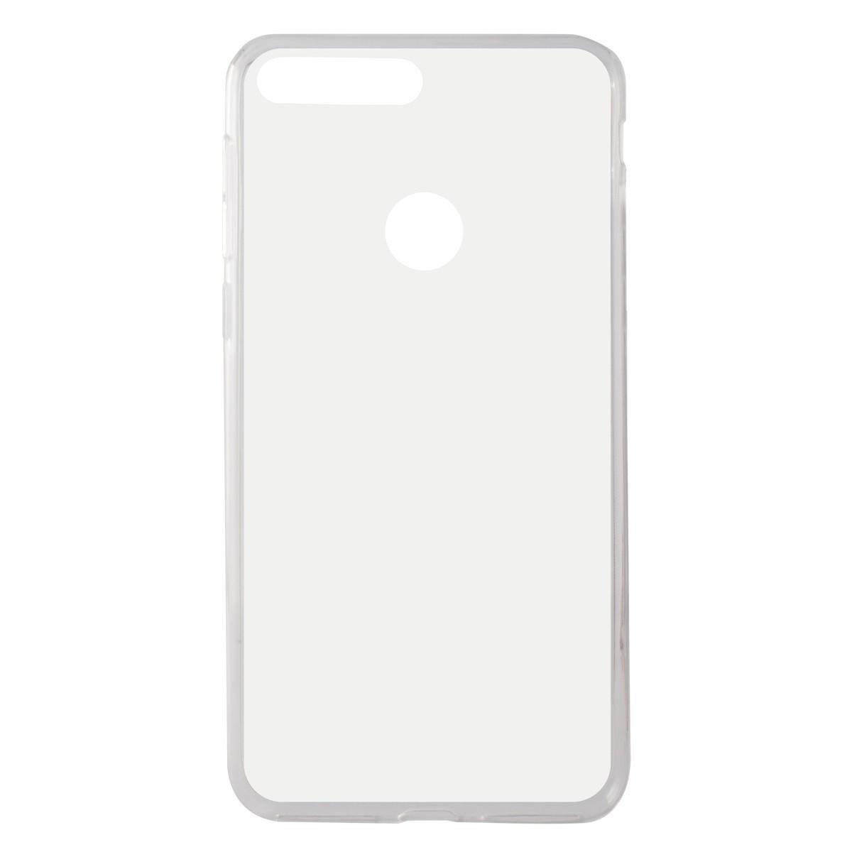 Funda Movil Ksix Huawei P Smart Transparente