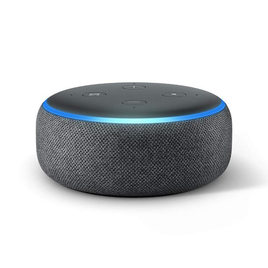 Altavoz Amazon Echo Dot Negro