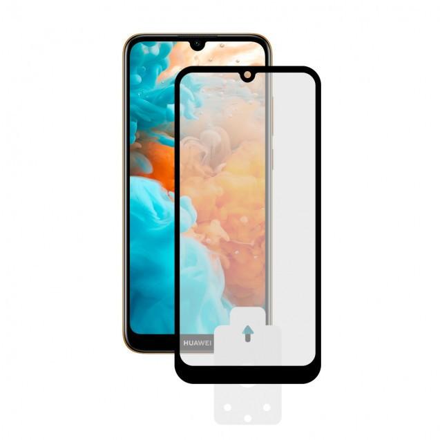 Protector Pantalla Ksix Huawei Y6/Y6s 2019 Borde Negro