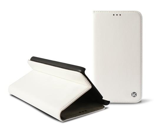 "Funda Folio Ksix Iphone 6 407"" Standing Blanca"