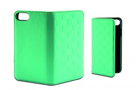 Funda Folio Soft Ksix Para Iphone 7 Plus Verde Tur
