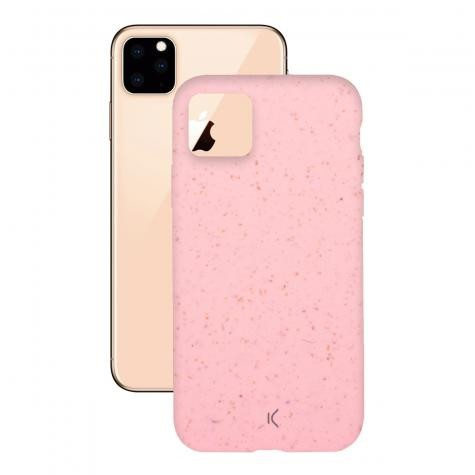 Funda Ksix Eco-Friendly Iphone 11 Rosa