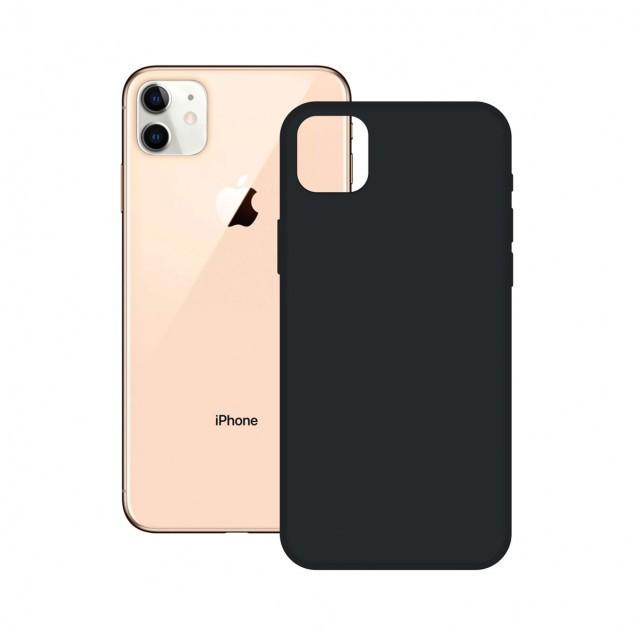Funda Soft Ksix Iphone 12 Pro Max Silicona Negra