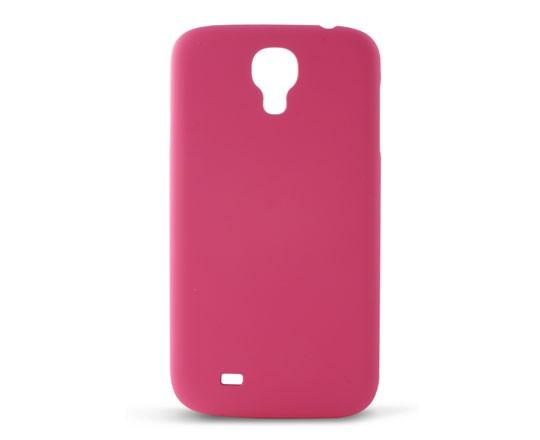 Carcasa Ksix Rubber Galaxy S4 I9505 Rosa