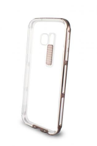 Funda Flex Light Ksix Transp. Tpu Galaxy S7 Gris