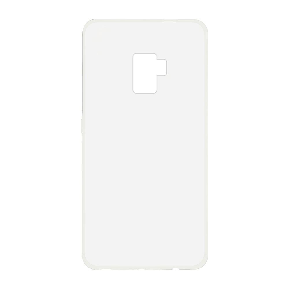 Funda Flex Ultrafina Ksix Samsung Galaxy S9 Plus Transpare