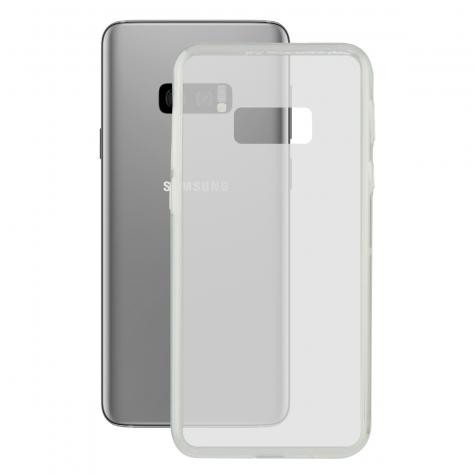 Funda Flex Ultrafina Ksix Samsung Galaxy S10 Transparente