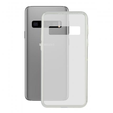 Funda Flex Ultrafina Ksix Samsung Galaxy S10 Plus Transparente